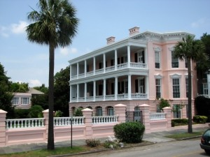 The Palmer House, Charleston, South Carolina.  June 22, 2008.
