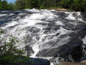 Lower Bridal Veil Falls.  May 10, 2009.