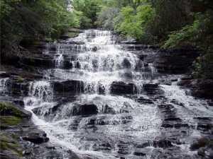Minihaha Falls, Rabun County, Georgia