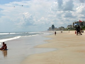 Ormond Beach, Florida.  August 5, 2009.