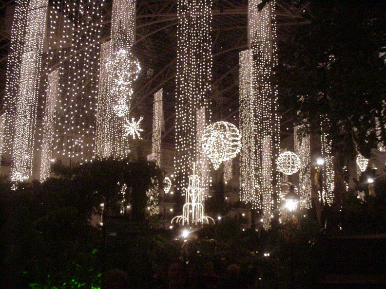 christmas at the opryland hotel christmas decorations