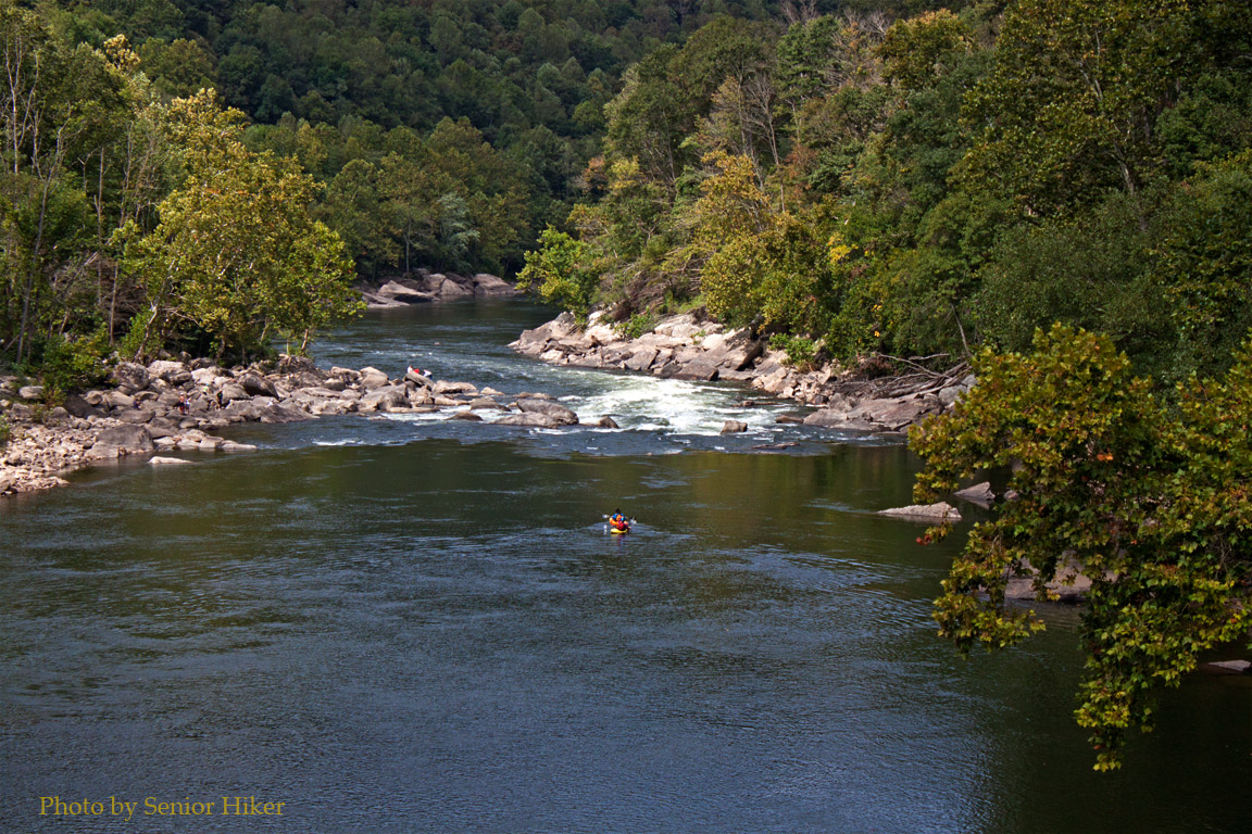 New River Gorge Kayaking New River Gorge