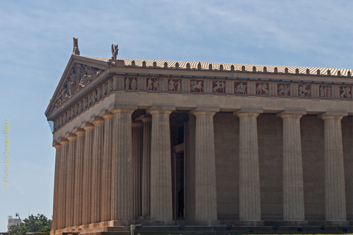 Our World: Nashville's Parthenon  Senior Moments