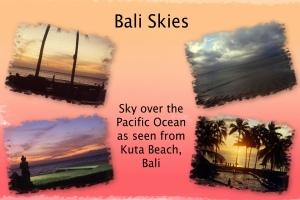 Bali Skies