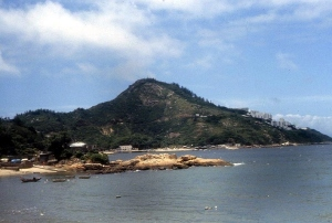 Repulse Bay, Hong Kong, June, 1987.