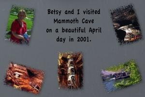 2001 -- Mammoth Cave