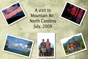 2009 -- Mountain Air