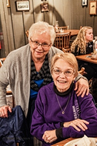 Ruth and Betsy, Nashville, Tennessee.  December 29, 2014.
